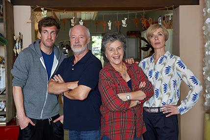 Luke Mockridge Familie